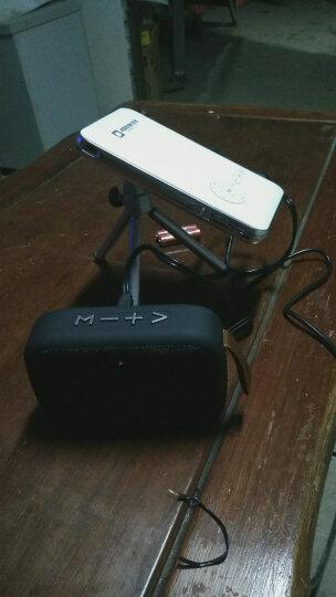 澳典(AODIN) 微型投影仪家用办公 迷你wifi 智能便携投影机(1080p高清 AI智能语音) M8  8G触摸版 高清输出  带镜头保护盖 官方标配 晒单图