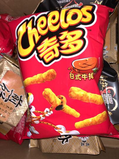 奇多(Cheetos)零食 休闲食品? 干杯脆粟米粒日式牛排味25g 新旧包装随机发货 晒单图