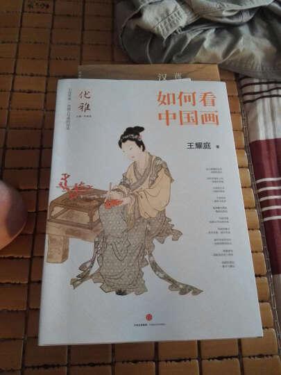 如何看中国画 中国人与美的对话优雅系列 一套书讲透中国文化独特之美 从古典中国寻 晒单图