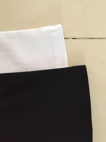 南极人打底裤女高腰修身休闲裤女小脚九分铅笔长裤子女 白色常规款 XL(2尺3-2尺4) 晒单图