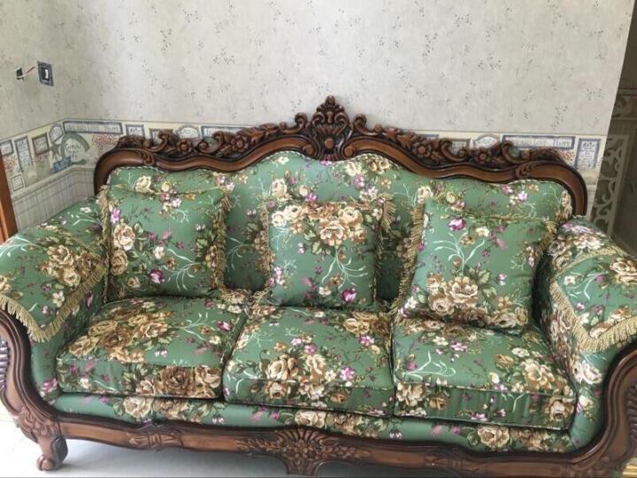 欧式布艺沙发可拆洗