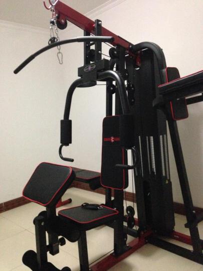 康强 综合训练器多功能三人站四人站组合力量训练器健身器材806/810健身房 BK178B三人站 晒单图