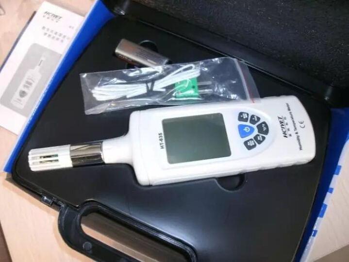 宏诚科技(HCJYET) 数字式温湿度仪 温湿度表 温湿度计 测量仪HT-635 晒单图