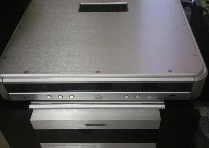 山灵CD1.2全新发烧CD机HIFI胆CD机电子管转盘USB解码声卡 现货 银色 升级版 晒单图