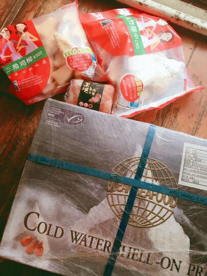 禧美 熟冻加拿大北极甜虾 5kg/盒 450-600只 原装进口 海鲜年货 晒单图