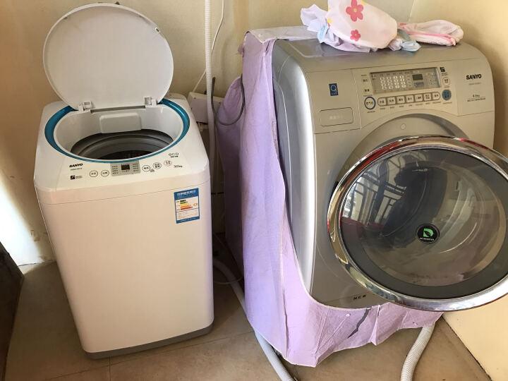 三洋(SANYO)XQB30-Mini2 3公斤儿童迷你宝宝全自动波轮洗衣机   晒单图