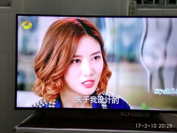 KKTV U60J 60英寸4K HDR 64位平板液晶智能电视机(康佳出品) 晒单图