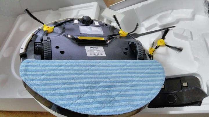 海尔(Haier) 蓝悦S智能扫地机器人家用全自动一体拖地机擦地吸尘器APP智控规划清扫 蓝悦 晒单图