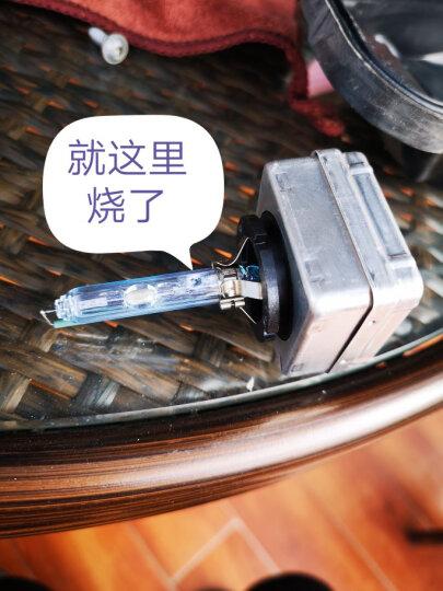 欧司朗(OSRAM) HID汽车灯泡 氙气灯疝气灯氙气灯泡疝气灯泡 D1SD3SHBID2R 单只装 66250 d2r 4300k 晒单图