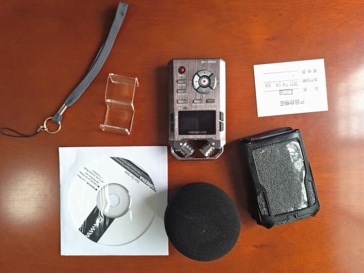 lotoo 乐图 PAW-VE录音笔 专业录音笔数字采访机高清降噪采访机 套餐一 晒单图