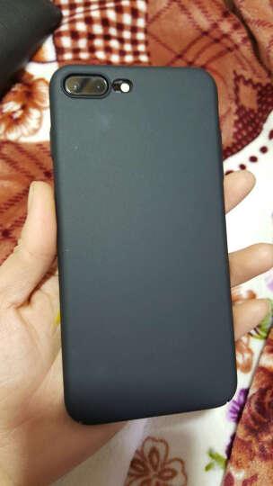 【次日达】图拉斯苹果8plus手机壳 iPhone7/8plus/SE2保护壳超薄全包防摔磨砂抗指纹 4.7英寸-香槟金 晒单图