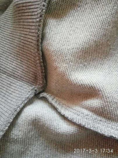 李宁卫衣春季新款男子套头衫无帽卫衣运动外套 AWDK461/AWDK737/AWDL369 AWDK461-3花灰 L 晒单图