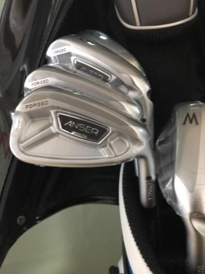 【球杆日本制造】PING 高尔夫球杆男士套杆 G400 钛合金全套 碳素R 晒单图