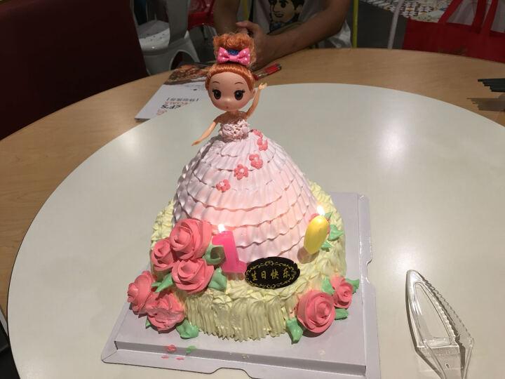 百分儿童生日蛋糕全国同城配送预定创意卡通水果奶油