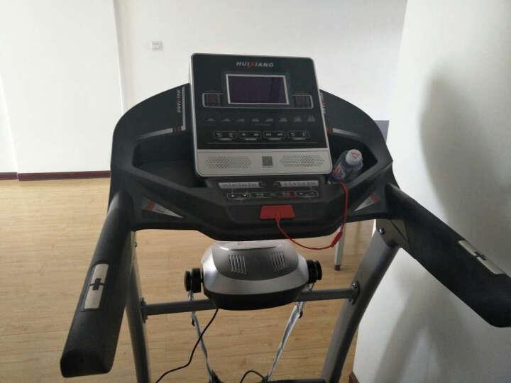 汇祥跑步机家用静音多功能折叠跑步机健身器材爱心5 7吋蓝屏 晒单图