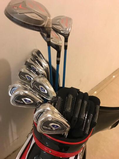 【初学钛合金套装】登路普(DUNLOP)男士高尔夫球杆套杆 Fury 碳素新款全套 预订款 周期二个月 补齐全款发货 晒单图