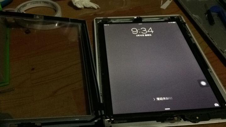 轩澳 手机红外线遥控器智能电视空调红外线遥控器精灵防尘塞适用于苹果安卓金属灰 ipad3 3g版 晒单图