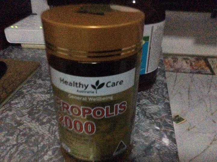 澳洲进口 Healthy Care鱼油胶囊1000mg 400粒/瓶 晒单图