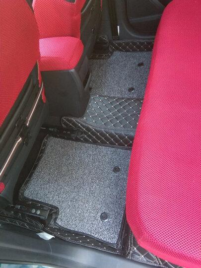 【入仓脚垫】车丽友 全包围丝圈双层汽车脚垫 专用于上汽荣威RX3内饰改装装饰脚垫 晒单图