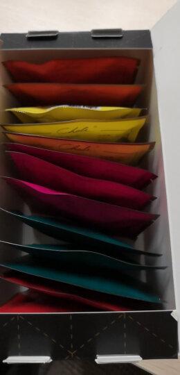 茶里(chali)茶叶 花草茶 5种口味缤纷花茶组合 玫瑰茄袋泡茶15袋/盒 39g 晒单图
