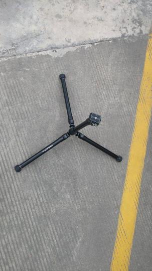 AFI 电动自动全景云台 拍摄云台相机自拍遥控器延时接片拍摄单反相机360度微MRA01 MRA01云台银灰色 晒单图