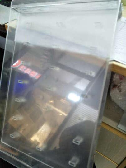 妮可意大利21连雪糕模底座方槽 冰淇淋冰糕插板 冰激凌冰棍插盘 亚克力插盘 晒单图