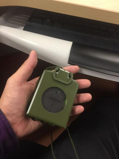 探哥 军迷用品S级专业户外罗盘指南针 登山 定向越野XM89 新款 晒单图