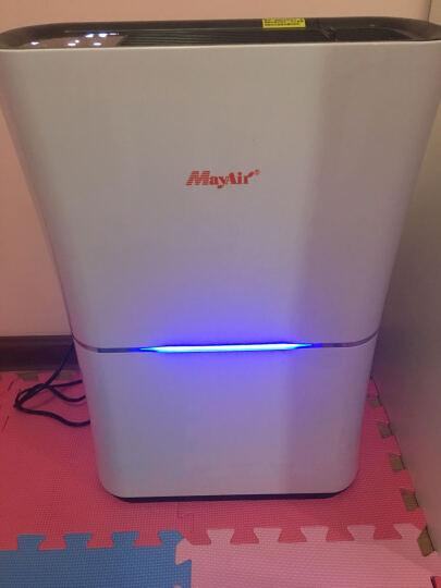 美埃(MayAir) 英国空气净化器家用除甲醛商用加湿负离子净化器 400B WiFi版 晒单图