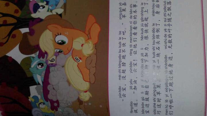小马宝莉语言能力关键期提高读本1-5(套装共5本) 晒单图