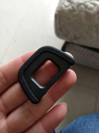 JJC 取景器眼罩DK-23 尼康D7100 D7000 D7200 D750 D600 D90配件 晒单图