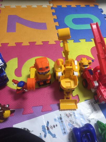 奥迪双钻超级飞侠玩具第5季变形机器人乐迪园园国际机场场景套装 大变形机器人-朗朗 晒单图
