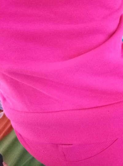 李宁官方旗舰店训练系列女子开衫连帽卫衣套装AWEL002 花灰(2017款) S 晒单图
