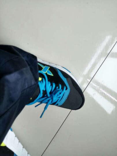特步男鞋跑步鞋 秋冬新款潮流板鞋 休闲复古运动鞋男透气时尚慢跑鞋轻便耐磨旅游鞋 黑9211 41 晒单图