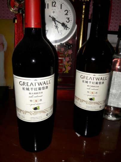特选5年橡木桶解百纳干红葡萄酒