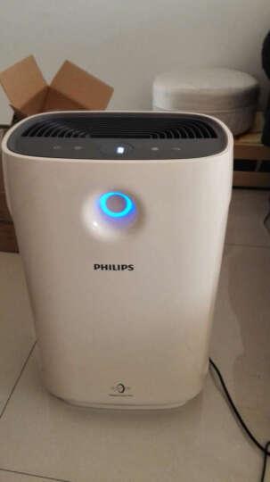 飞利浦(PHILIPS) 空气净化器家用除甲醛雾霾净化器卧室空气净化机AC2886系智能 AC2888/00+FY2428/00 滤网套装版 晒单图