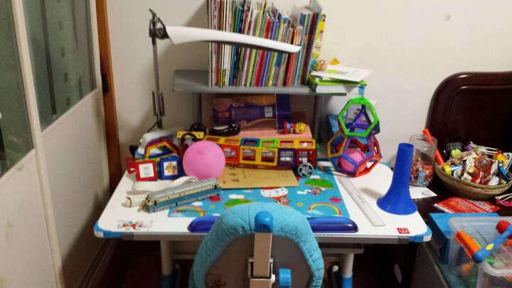 幸福果 Happiness Fruit PVC热气球桌垫ZD-RQQ学习桌通用 办公桌垫 浅蓝色 晒单图