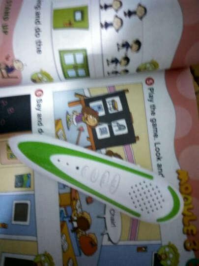 小飞象 英语点读笔升级版英语教材中小学课本同步点读机 标配8G+32G资料卡送挂绳+词典书 晒单图