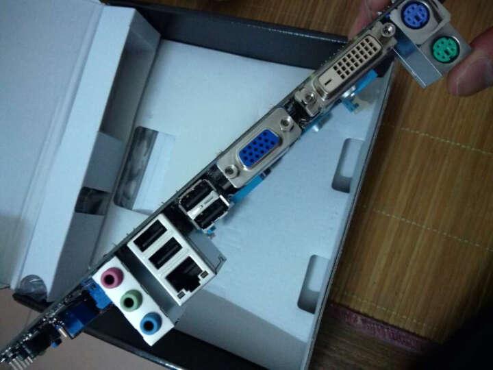 华硕(ASUS) H61M-K H61主板 LGA1155 三代主板 支持G1630 晒单图