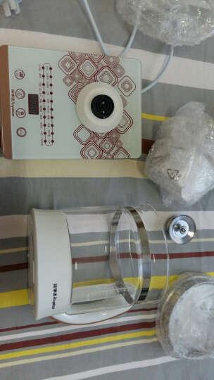 荣事达(Royalstar)养生壶煮茶壶玻璃电水壶烧水壶多功能YSH18Q1 1.8L 晒单图