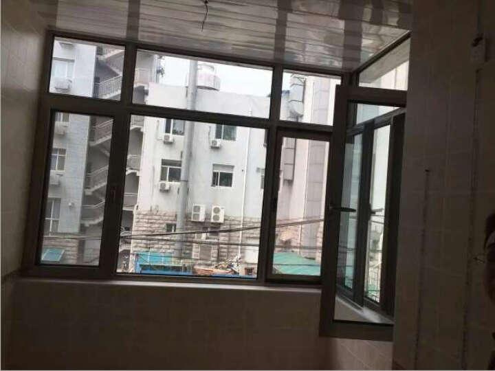 美邦斯  断桥铝合金门窗 封阳台阳光房玻璃隔音窗隔热窗户推拉窗平开窗专业定制 合同金额专拍 晒单图