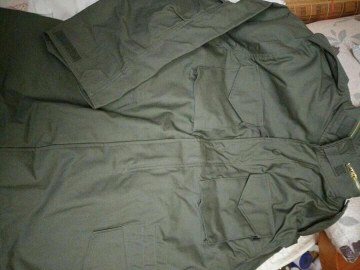 自由兵服装户外男装 经典M65战地户外风衣军绿大衣中长款男士休闲衣 军绿色 XXL 晒单图