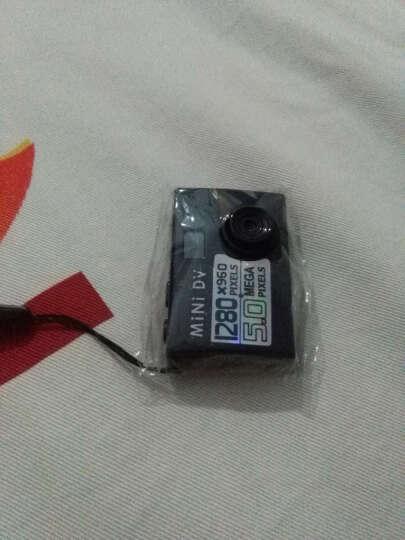 高清微型插卡mini摄像机 迷你趣味相机 dv小型监控摄像机 学生上课备忘笔记 标配加32G卡 晒单图