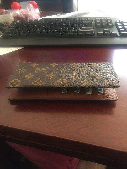 LV/路易威登 钱包奢侈品 全球购正品男BRAZZA长款钱夹N60017 N62665 晒单图