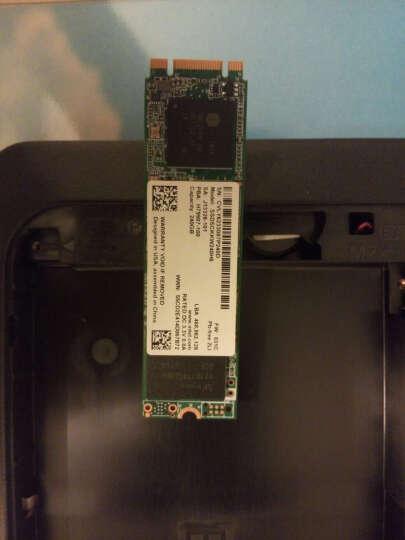 英特尔(Intel) 540s系列M.2 2280  ngff SATA协议单面固态硬盘 540s系列 SSDSCKKW240H6X1 240G M.2 晒单图