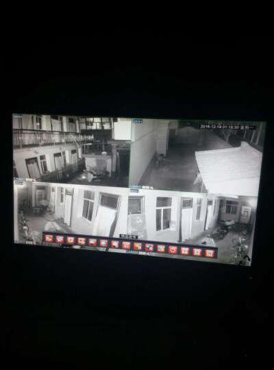 帝防 16路硬盘录像机 NVR网络数字高清监控主机模拟DVR监控录像机AHD刻录机十六路 带4TB硬盘 晒单图