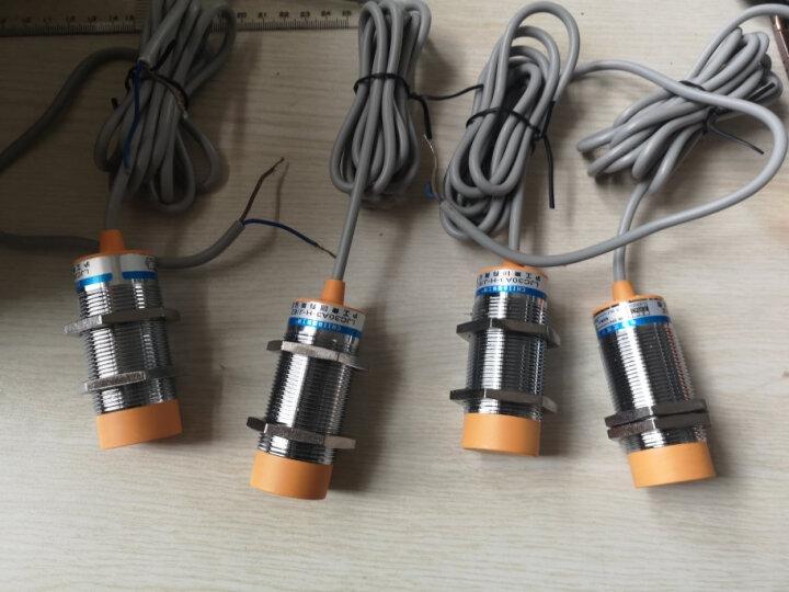 沪工 LJC30A3-H-J/EZ 电容式 接近开关 传感器 交流二线常开 AC380V 晒单图