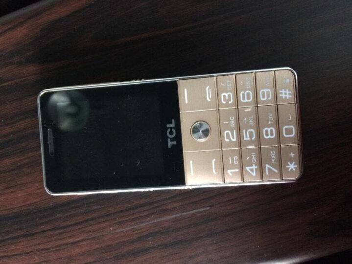 纽曼(Newman) L99S电信 直板按键老人手机 金色 晒单图