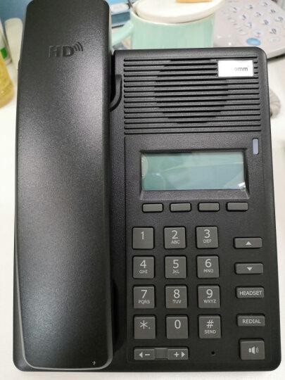 eComm VOIP IP SIP网络电话机 CP7800  IP PHONE 企业公司办公座机 POE供电+电源供电 晒单图