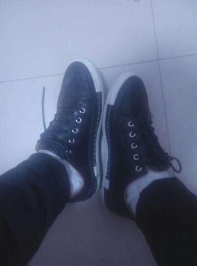 鞋小二权志龙同款秋冬季男鞋滑板鞋男球鞋透气鞋韩版