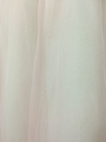 秋冬儿童礼服公主裙花童走秀礼服女童婚纱裙子主持人晚礼服蓬蓬裙夏 粉红色 130cm  130cm 晒单图